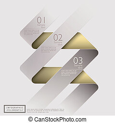 abstract, 3d, classieke, lint, infographics