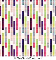 abstract, geometrisch, gestreepte , seamless