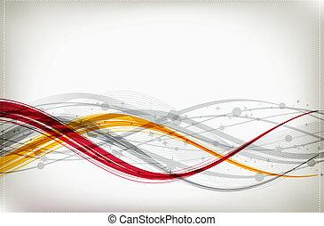 abstract ontwerp, jouw, achtergrond