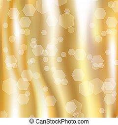 achtergrond, gouden