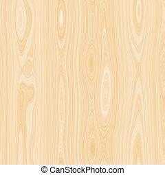 achtergrond, houten, vector, licht