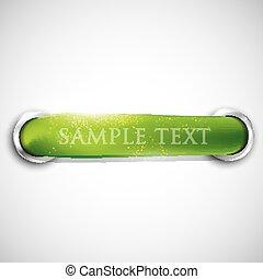 achtergrond, lint, groene samenvatting