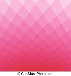 achtergrond, roze, toon, plein