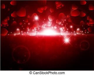 achtergrond, valentijn