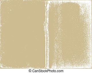 achtergrond, vector, grunge, illustratie