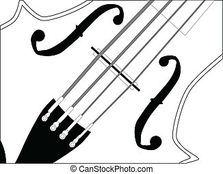 afsluiten, fiddle, op