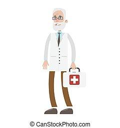 arts., oud, vrijstaand
