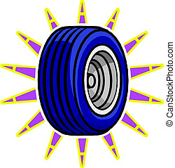 auto, wheel.