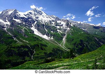 bergen, oostenrijk