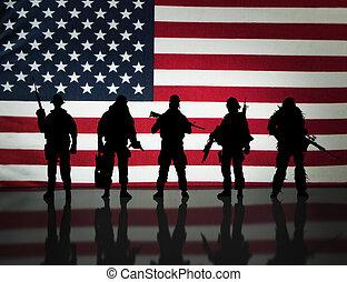 bijzondere , strijdkrachten