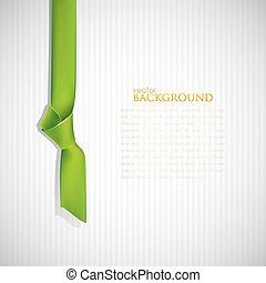 bladwijzer, achtergrond, groene samenvatting