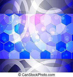 blauwe achtergrond, structuur