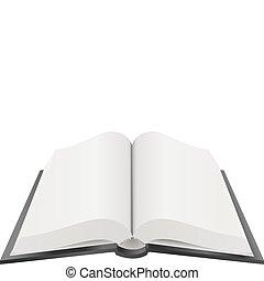 boek, illustratie