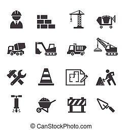 bouwsector, pictogram