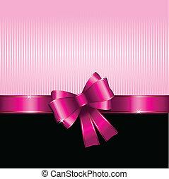 cadeau, valentines dag, achtergrond