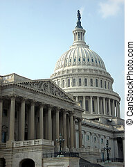 capitool, regering