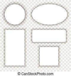 checkered, papier, achtergrond, lijstjes, witte , schaduw