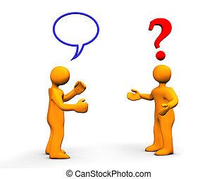 communicatie, probleem
