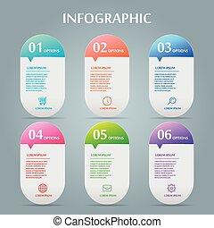 eenvoud, infographic, ontwerp