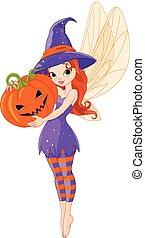 elfje, halloween