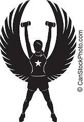 engel, fitness