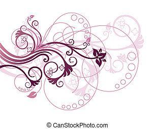 floral 1, ontwerpen basis