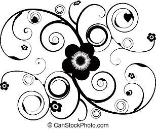 floral, tatoeëren