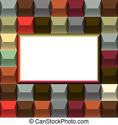 frame, geometrisch