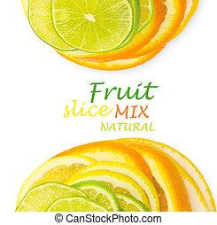 gemengde vrucht