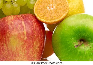 gemengde vruchten