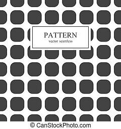 geometrisch, plein, patterns., seamless