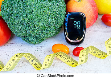 gezond dieet, diabetes