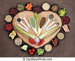 gezonde , voeding