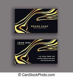 goud, zakelijk, abstract, black , luxe, kaart