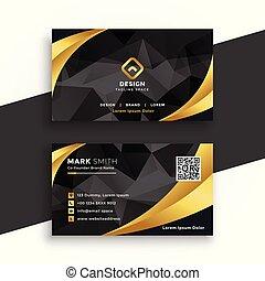 goud, zakelijk, kleuren, black , luxe, kaart