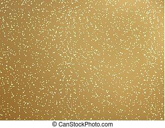 gouden, schitteren, achtergrond, goud, texture.