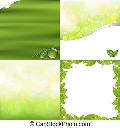 groene, achtergronden
