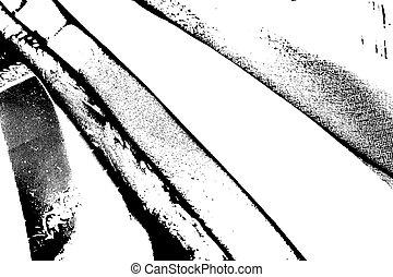 grunge, muur, vector, zwarte achtergrond, witte
