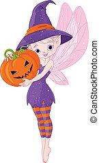 halloween, elfje