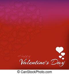 hart, dag, valentine