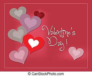 hart, mooi en gracieus, valentijn