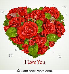 hart, rozen