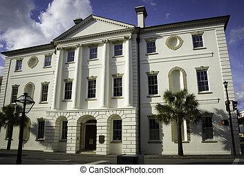 historisch, gerechtshof