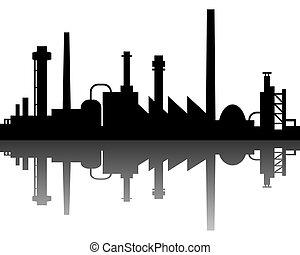 industriebedrijven, achtergrond