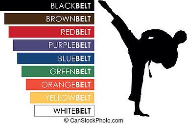karate, achtergrond