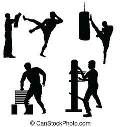 karate, opleiding