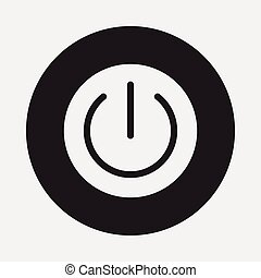 knoop, macht, pictogram