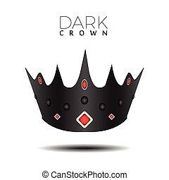 kroon, vrijstaand