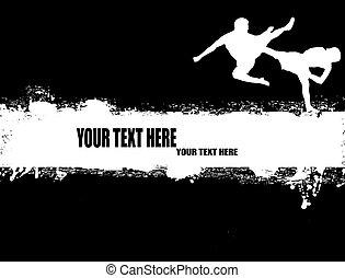 kung fu, poster