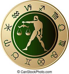 libra, horoscoop